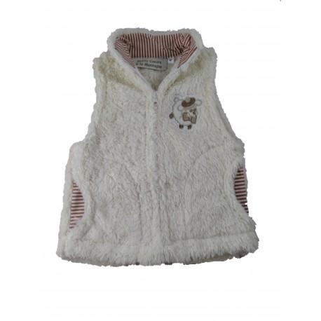 Veste et blouson polaire bébé de 6 mois à 3ans