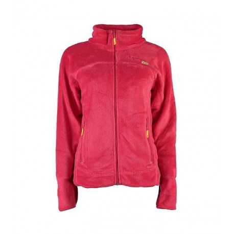 Veste polaire geographical norway Unif Fushia orangé