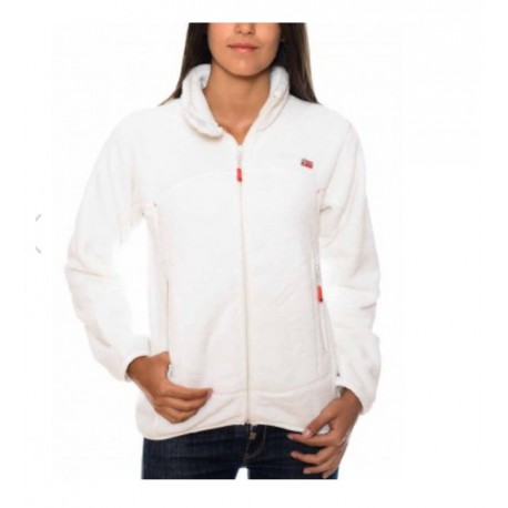 Veste polaire geographical norway Unif blanc