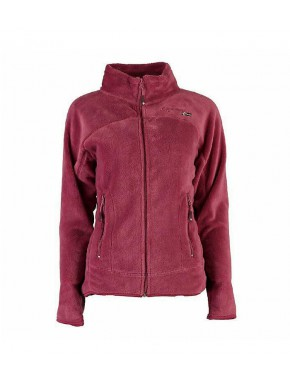 Veste polaire geographical norway/Anapurna Unif Lie de Vin